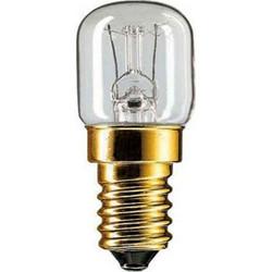 Uunilamppu Philips  15W E14 T22 CL 1BL/10 UUNI Tuotenumero 4728940