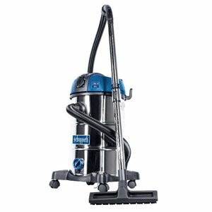 Wet & dry vacuum cleaner NTS 30 Premium, blower function, Scheppach