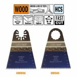 Precision Cut, Japan toothing for Wood 68 mm, HCS, CMT