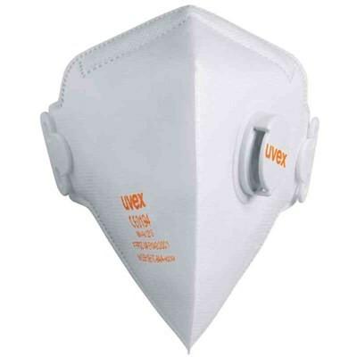 HIUKKASSUOJ SILV-AIR FFP2V UVEX 3210