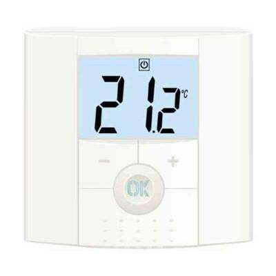 HUONETERMOSTAATTI LANGATON WEHOFLOOR RF LCD Tuotenumero 2032547