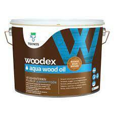 Puuöljy Woodex Aqua wood oil  9L, RUSKEA