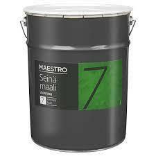 Maestro 7- seinämaali, 2,7L