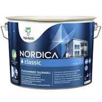 NORDICA CLASSIC Talomaali , 2,7 L