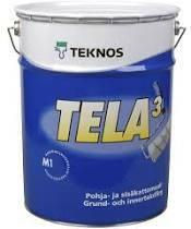 Tela 3, pohjamaali, 18L