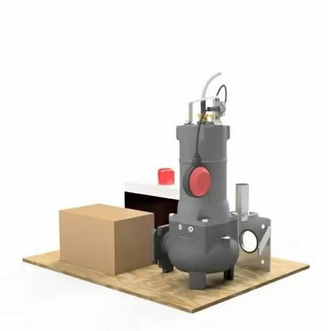 MX-pumppaamon tarvikepaketti PVP 1-v.