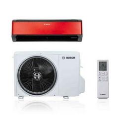 Ilmalämpöpumppu Bosch Climate 8101i 6.5 kW PUNAINEN