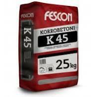 Fescon Korrobetoni K45 3mm  25kg