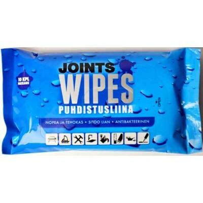 Puhdistusliina Wipes Joints