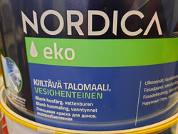 Talomaali Nordica Eko 0,9L