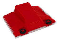 Rajaaja 120mmx90mm punainen