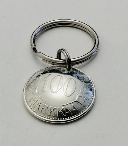 Avaimenperä 1960-vuoden 100 mk
