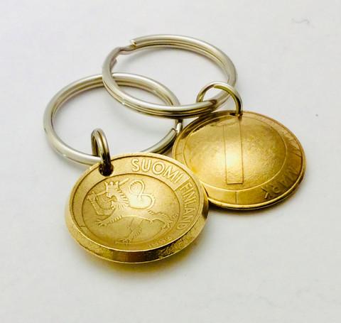Markka-avaimenperä 1993-2001
