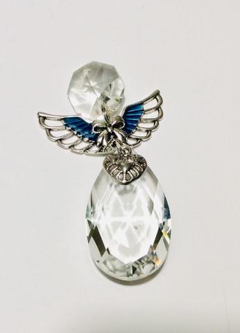 Kristallienkeli sinisiipi