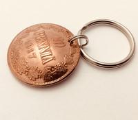 Kolikkoavaimenperä 10 penniä/1917