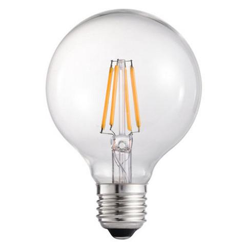 Pallolamppu G95 E27 kanta 7W 230V Himmennettävä