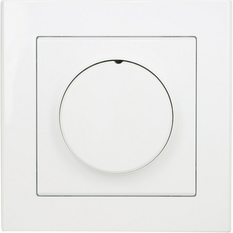 Valonsäädin, universaalisäädin 5-300W LED, Valkoinen