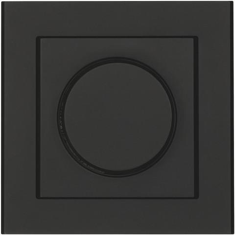 Valonsäädin, universaalisäädin 5-300W LED, Musta