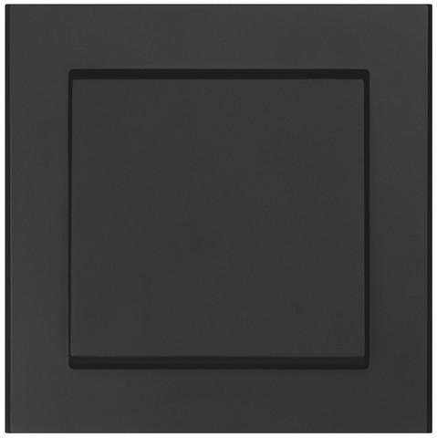 Painonappikytkin Optima, Musta