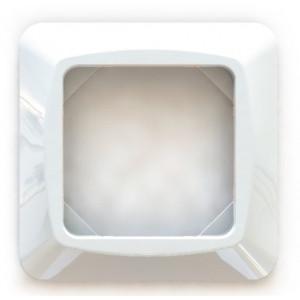 Peitelevy Etman 1-osainen valkoinen