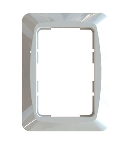 Peitelevy Etman 1-osainen 85x55 valkoinen