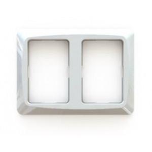 Peitelevy Etman 2-osainen 85x55 valkoinen
