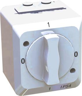 Vääntökytkin 16A IP54