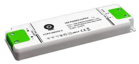 LED muuntaja 24V, teho 150W