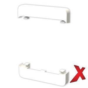 Adapteri 2S valkoinen DesignX