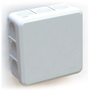 Jakorasia IP65 valkoinen 85x85x38,5mm