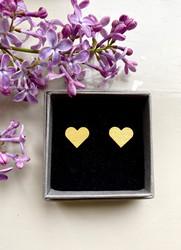 Nappikorut Sydän-okran keltainen