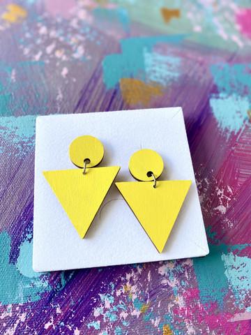 Triangeli keltainen