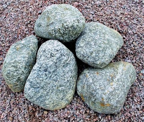 Kivet 150-250mm, harmaa 1000kg säkissä