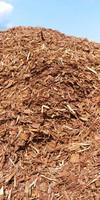 Kuorikate (ruskea, murskattu, männyn) 1m³ säkissä