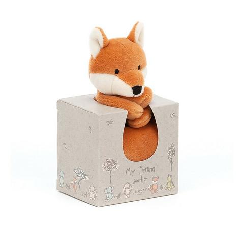 Jellycat My Friend Fox Soother - Uniriepu