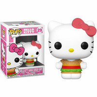 Funko Pop! Sanrio: Hello Kitty - Hello Kitty (Kawaii Burger Shop)