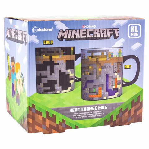 Minecraft Muki XL (Heat Change)