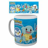 Pokemon Muki Water Partners