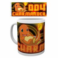 Pokemon Muki Charmander Neon