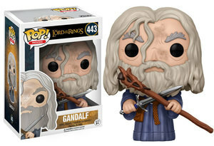 Funko Pop! Movies: Lord Of The Rings - Gandalf (Balrog Fight)