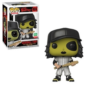 Funko Pop! Movies: The Warriors - Baseball Fury (Green)