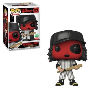 Funko Pop! Movies: The Warriors - Baseball Fury (Red)