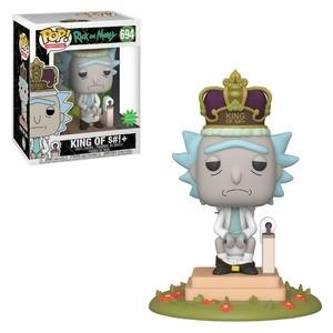 Funko Pop! Animation: Rick & Morty - Rick King Of S#!+