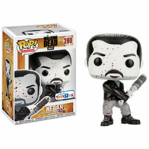 Funko Pop! Television: The Walking Dead - Negan (Bloody Black & White)