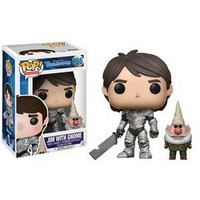 Funko Pop! Television: Trollhunters - Jim With Gnome