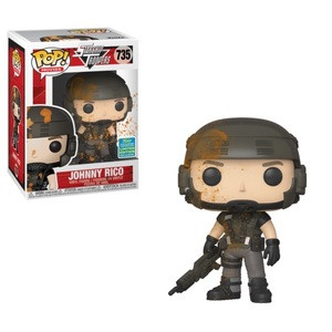 Funko Pop! Movies: Starship Troopers - Johnny Rico [Summer Convention]