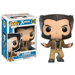 Funko Pop! Marvel: X-Men - Logan (Jacket)