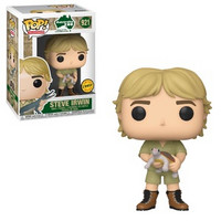 Funko Pop! Television: Australia Zoo - Steve Irwin (With Turtle) | Chase