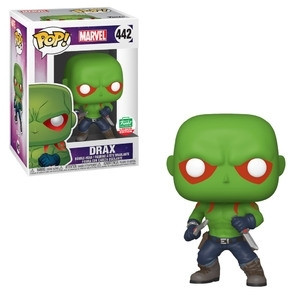 Funko Pop! Marvel: Drax (Fisrt Appearance)