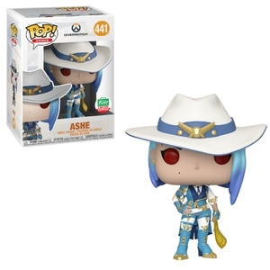 Funko Pop! Games: Overwatch - Ashe (Winter)